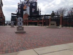 Oriole Park entrance