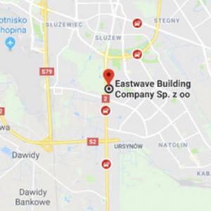 map Eastwave Building Company